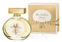 A.Banderas Her Golden Secret edt 80ml
