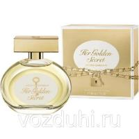 A.Banderas Her Golden Secret edt 50ml