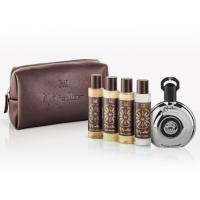 M.Micallef Royal Vintage Travel Kit ( edp 30ml + body lotion 47ml + shower gel 47ml + shampoo 47ml + conditioner 47ml) Z