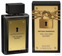 A.Banderas The Golden Secret Men edt 100ml