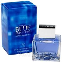 A.Banderas Blue Seduction Men edt 50ml
