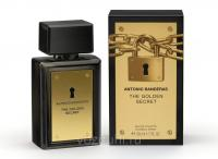 A.Banderas The Golden Secret Men edt 50ml