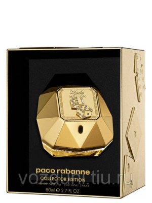Paco Rabanne Lady Million Monopoly Collector Edition edp 80ml
