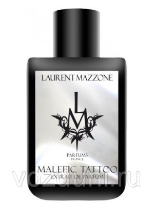 Laurent Mazzone Parfums Malefic Tattoo parfums extract 100ml