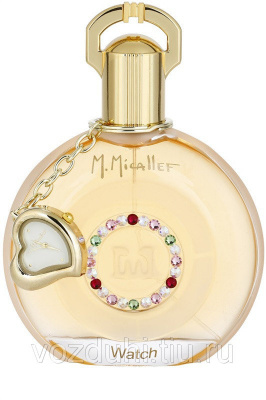 M.Micallef Watch Logo + Décor EDP 30ml