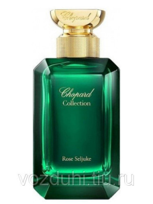 Chopard Collection Gardens of Paradise Rose Seljuke edp 100ml