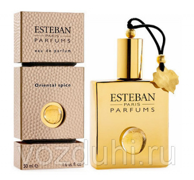 ESTEBAN Collection Accords Oriental Spice edp 50ml