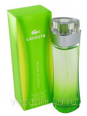 Lacoste Touch of Spring edt 90ml