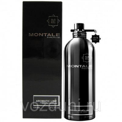 Montale Aromatic Lime edp 100ml