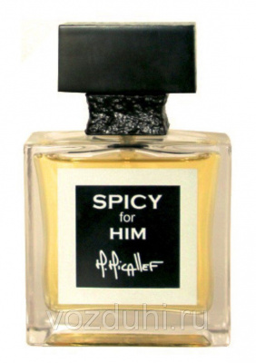 M.Micallef Spicy EDP 50ml