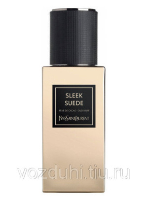 YSL Sleek Suede edp 75ml