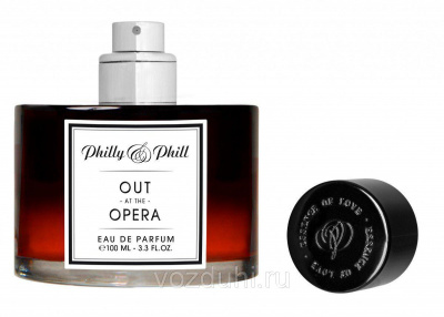 Philly & Phill OUT at the OPERA edp 100ml