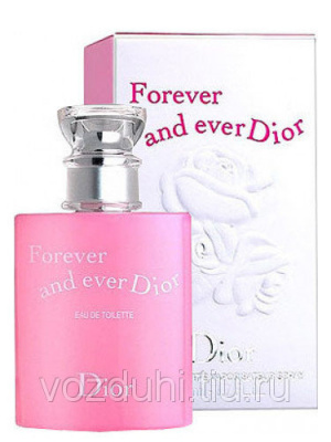 C.Dior Forever and ever Dior edt 50ml