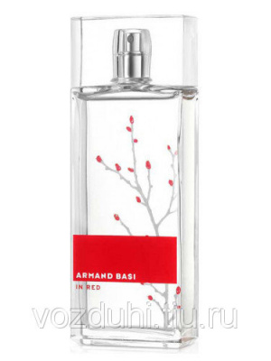 Armand Basi In Red edt 50ml