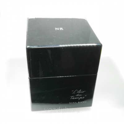 Nina Ricci L'Air du Temps parfum 110ml black flacon Lalique