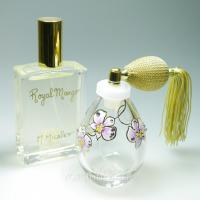 M.Micallef Royal Mango EDP 75ml хрустальный флакон NEW Z